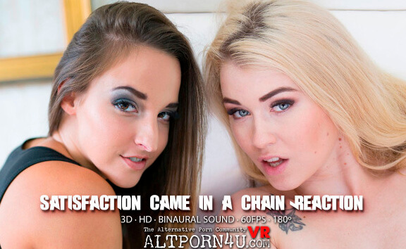 Satisfaction Game In A Chain Reaction Misha Cross, Amirah Adara