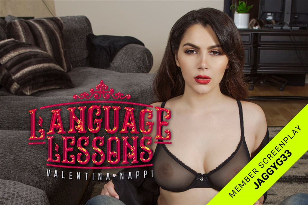 Language Lessons Valentina Nappi