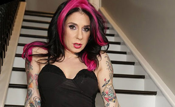 The GFE Collection: Pink Angel - Tattooed Solo Girl Fingering Joanna Angel