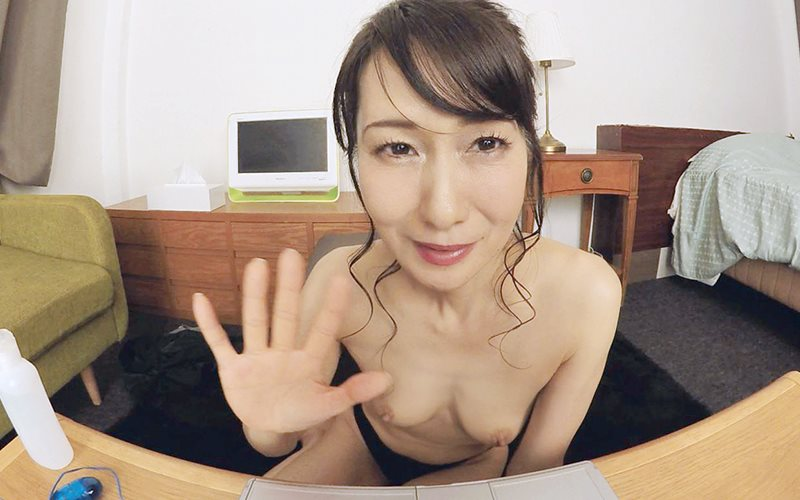 Mari Asou – Mari-san Logs Into Your Private VR Chat Part 2 Mari Aso