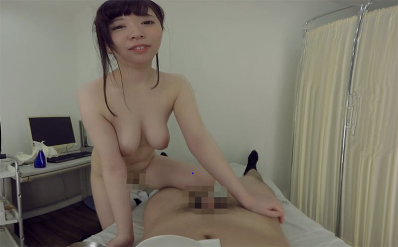 Wako Sakurai – Lewd Nurse Plays While Doctor is Away Wako Sakurai