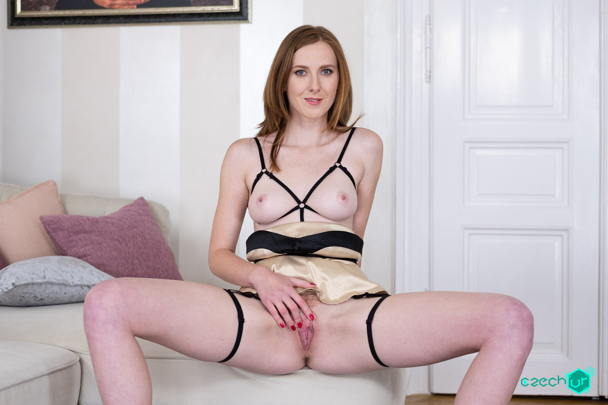 Czech VR 286 - The Escort Girl Linda Sweet