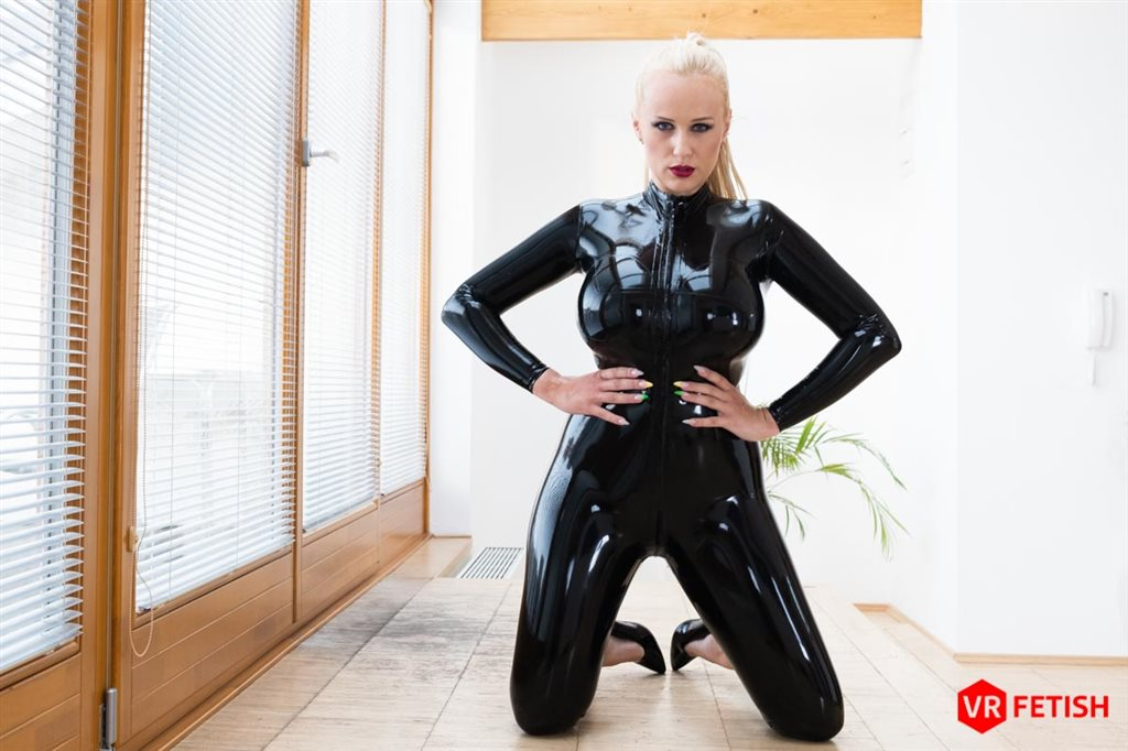 Czech VR Fetish 199 - Listen to your Mistress  Angel Wicky