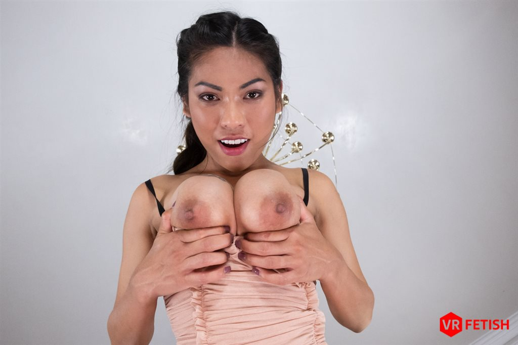 Czech VR Fetish 201 - Asian Pussy  Poopea