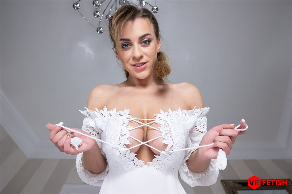 Czech VR Fetish 222 - Pussy and Boobs from Heaven  Josephine Jackson