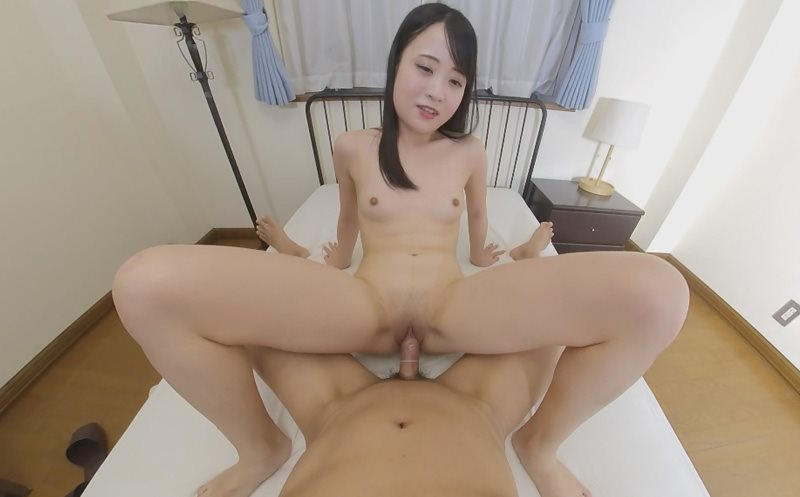 Shy Japanese Little Wife, with Her Sex Habit Minami
