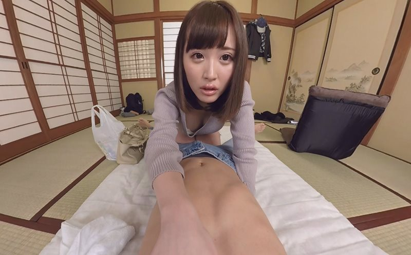 Maya Misaki – Surprise Visit by the Wife Next Door Part 1 Maya Misaki