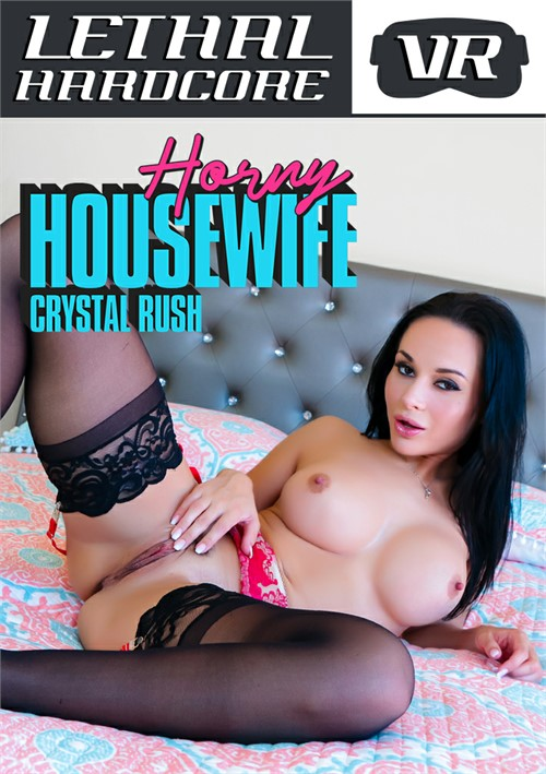 Horny Housewife Crystal Rush