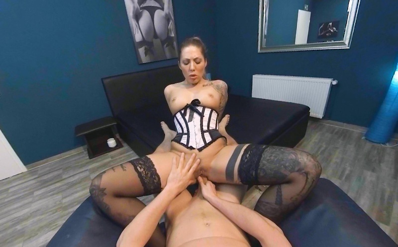 Mia Blow Strips for You - Amateur Tease and Fuck Mia Blow