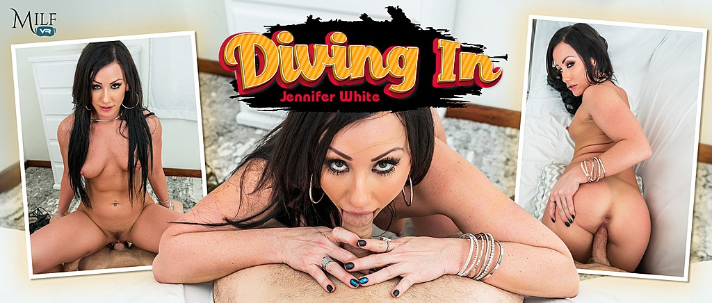Diving In Jennifer White