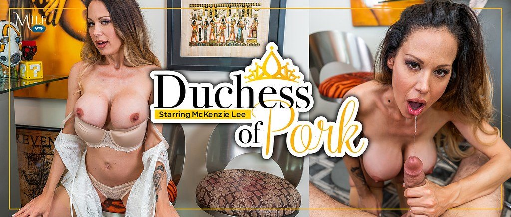 Duchess of Pork McKenzie Lee