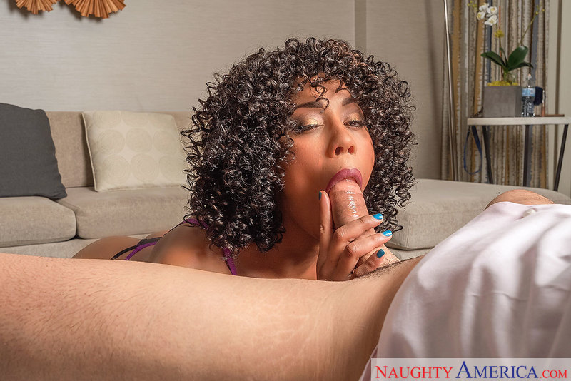 Misty Stone Fucks You With Her Black Pussy Ryan Driller, Misty Stone