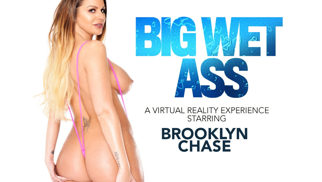 Brooklyn Chase Gives a show and fucks you in VR Ryan Driller, Brooklyn Chase