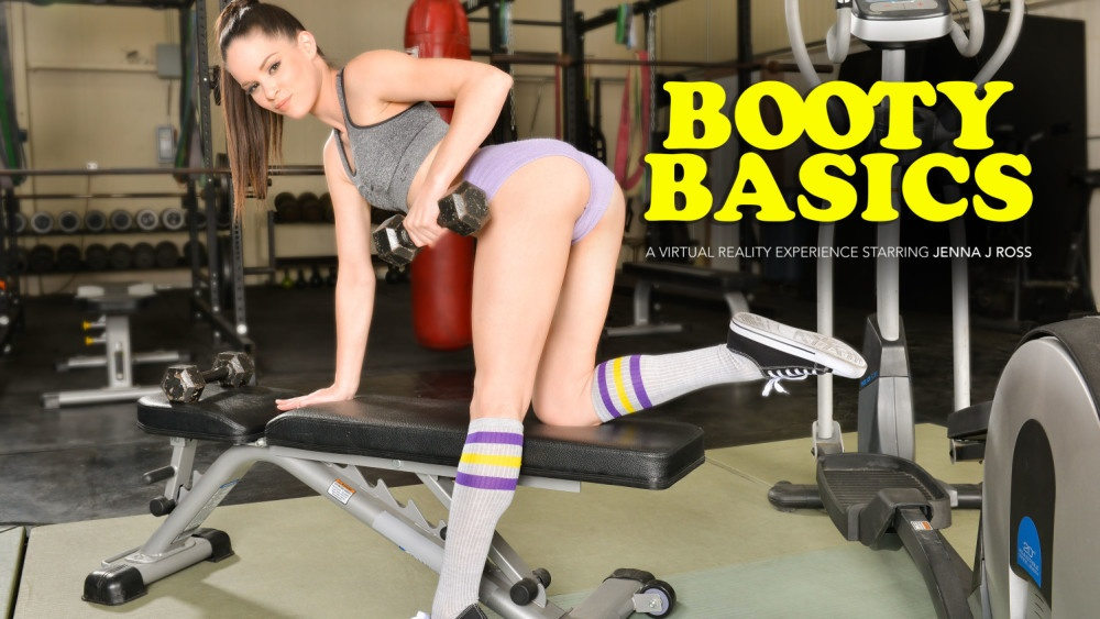 Jenna J Ross fucks you in the gym Ryan Driller, Jenna J Ross
