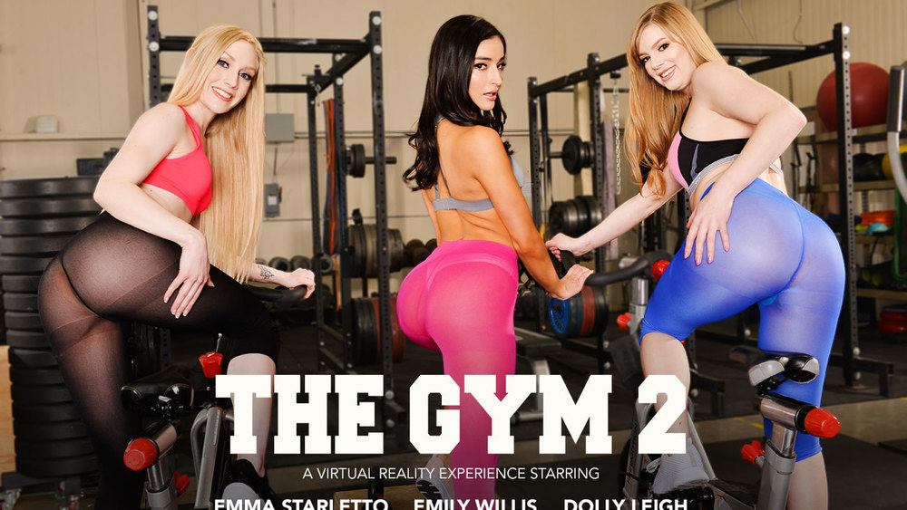 Group sex in the gym with Dolly Leigh, Emily Willis, and Emma Starletto Ryan Driller, Emily Willis, Dolly Leigh, Emma Starletto