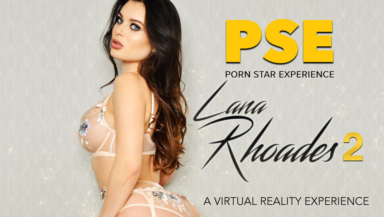 Big tits, big ass, no problem: Lana Rhoades VR Porn Star Lana Rhoades, Ryan Driller