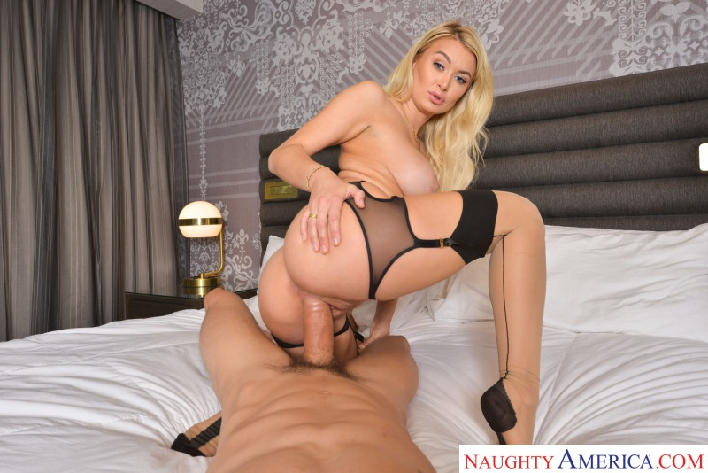Natalia Starr fucks you like a true Porn Star Bambino, Natalia Starr