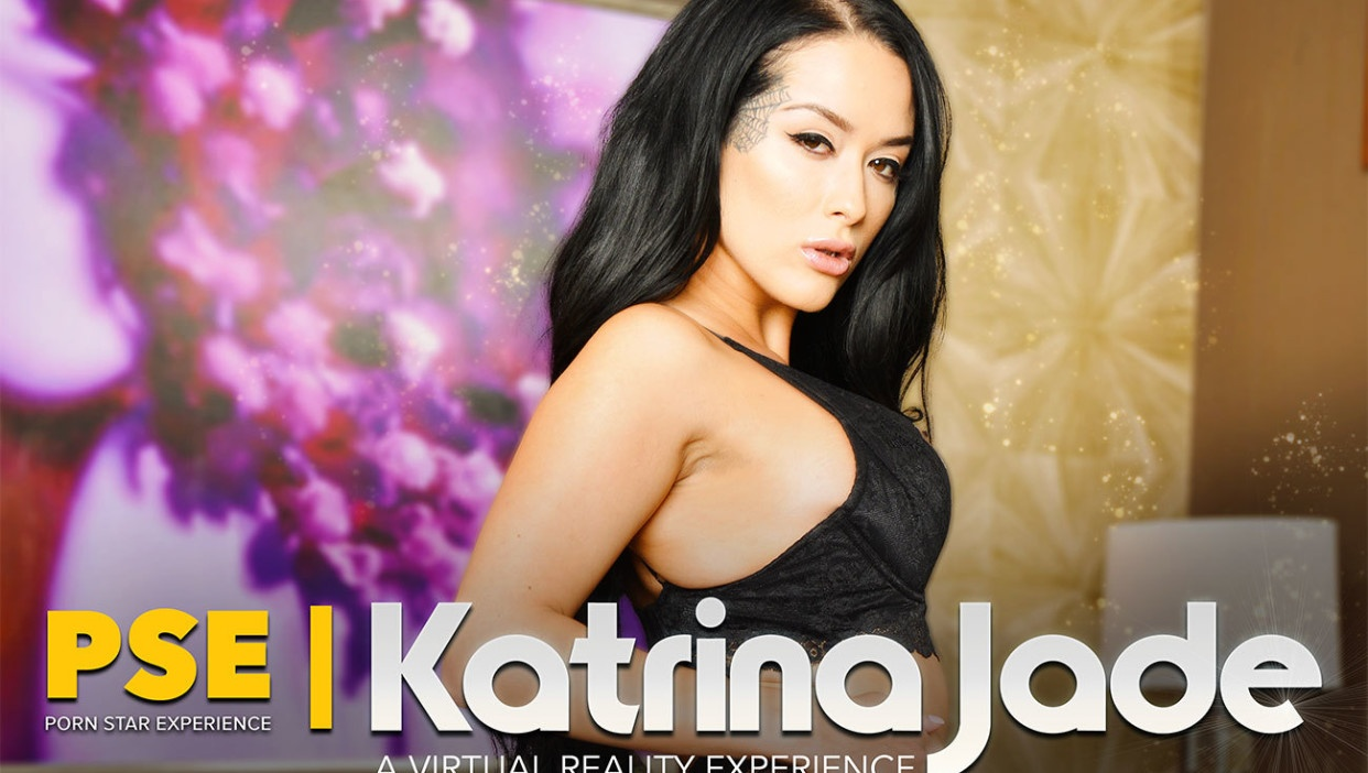 Get Devoured: Katrina Jade is Your VR Porn Star Experience Katrina Jade, Johnny Castle
