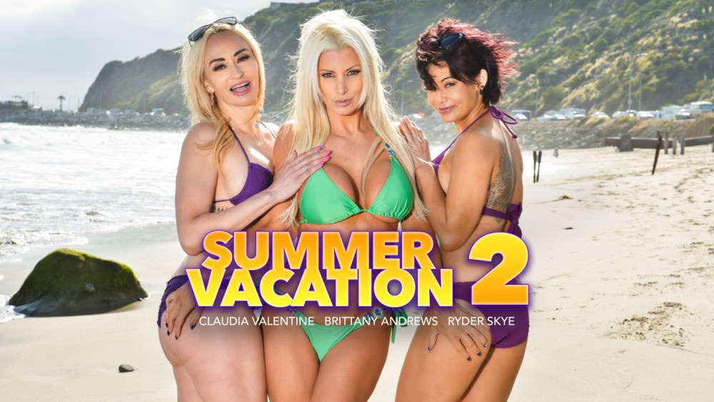 Three hot teachers ready for cock in California Ryder Skye, Claudia Valentine, Brittany Andrews, Bambino