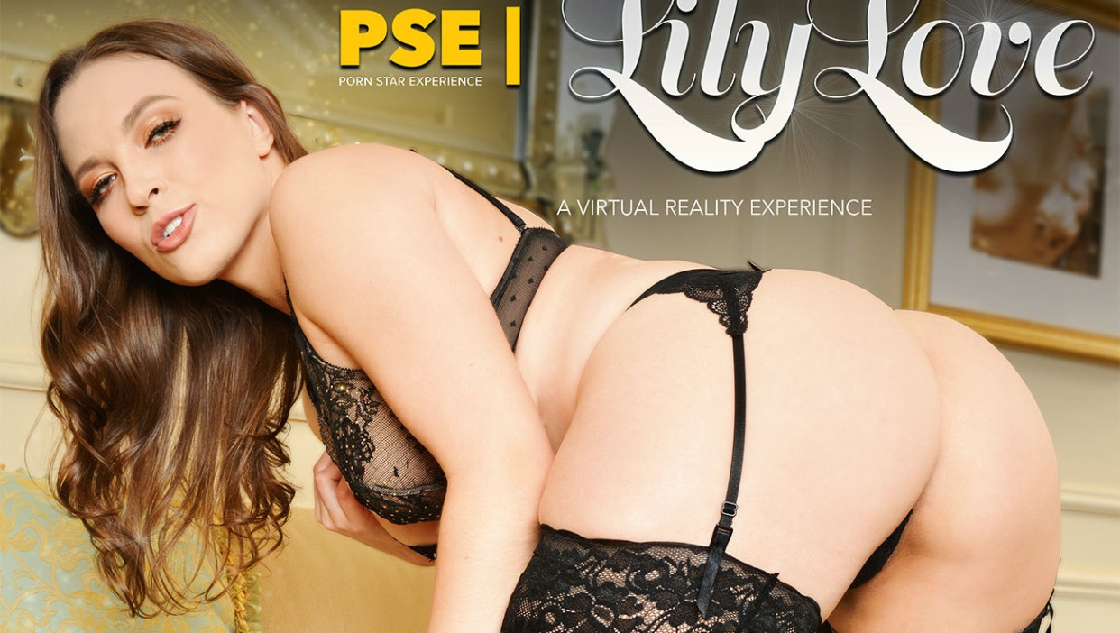 Lily Love delivers you her unique VR Porn Star Experience Lily Love, Justin Hunt
