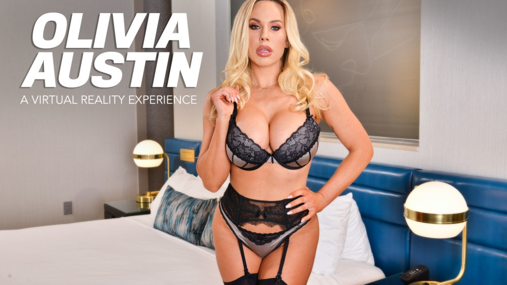 Olivia Austin Fucks you in VR!!! Johnny Castle, Olivia Austin
