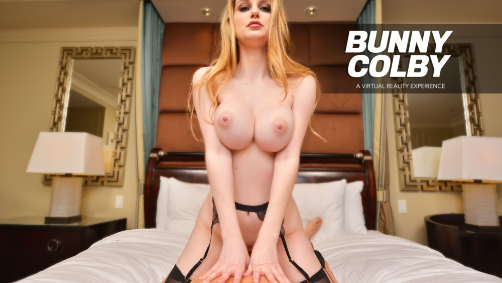 Bunny Colby fucks you in her sexy lingerie Ryan Driller, Bunny Colby