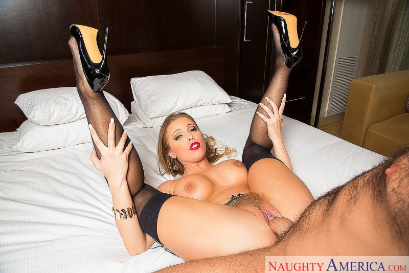 Britney Amber Fucks You In A Hotel Britney Amber, Chad White