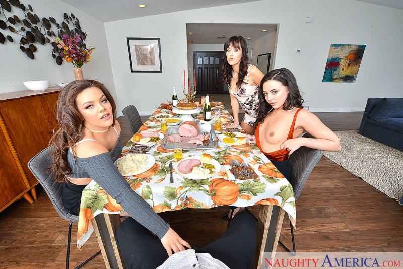 Alana Cruise Kimber Woods Whitney Wright Feast On You Alana Cruise, Bambino, Kimber Woods, Whitney Wright