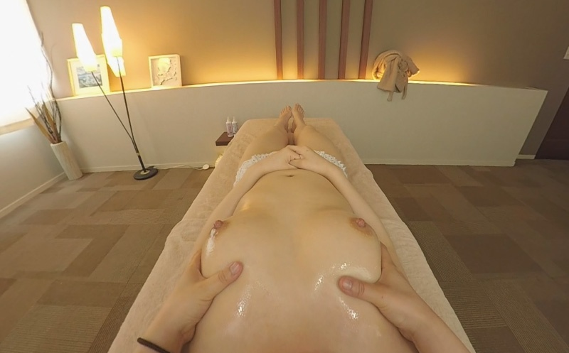 I am a Big Breast Masseur Part 2 - Busty Asian Erotic Massage