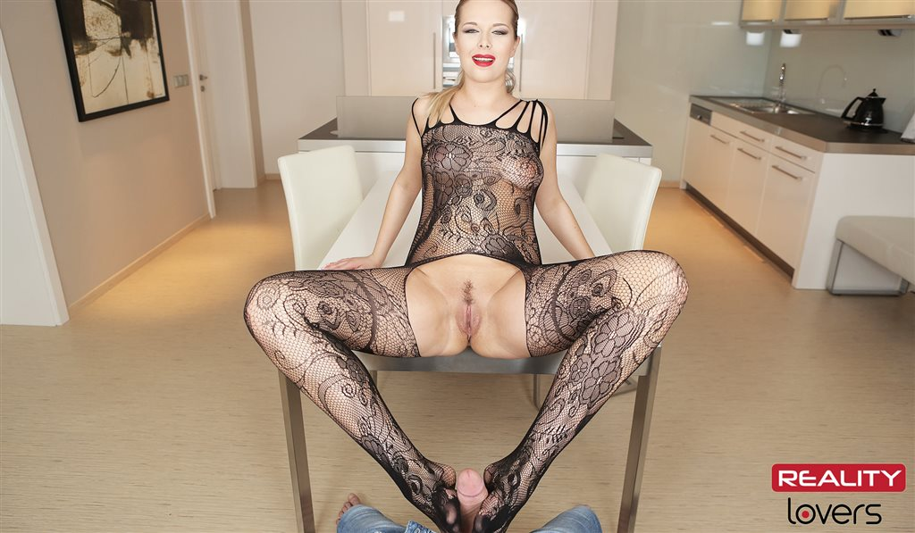 Fishnet Slut 2 - POV Nikky Dream