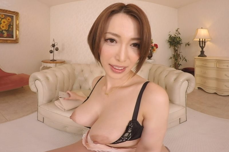 Jack Off Like We Tell you to! VR JOI Part 2 Mio Kimijima