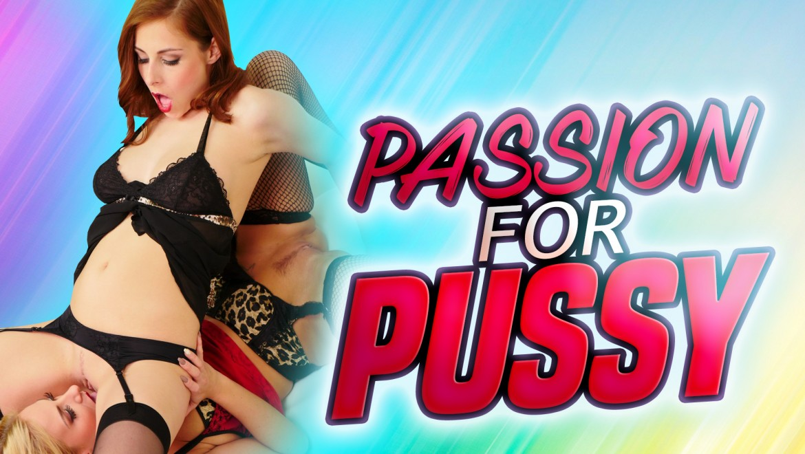 Passion For Pussy Nathaly Cherie and Antonia Sainz Nathaly Cherie, Antonia Saintz
