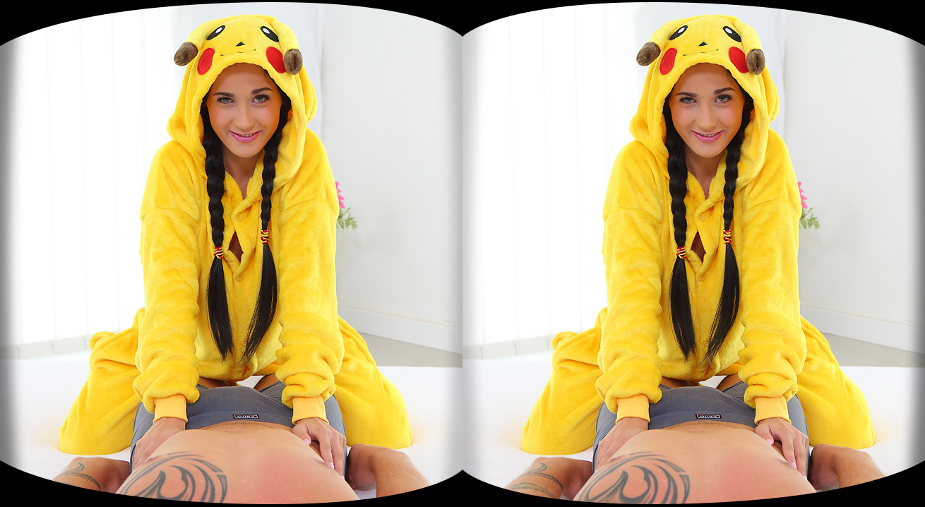 Catch'em All at TmwVRnet Nicole Love