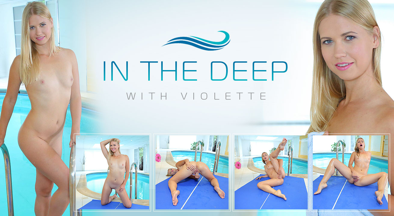 In The Deep Violette