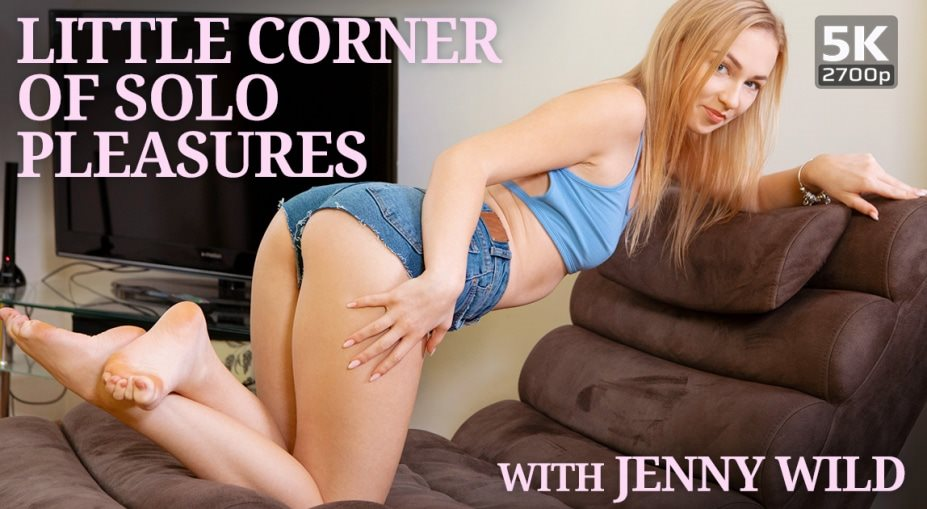 Little corner of solo pleasures Jenny Wild