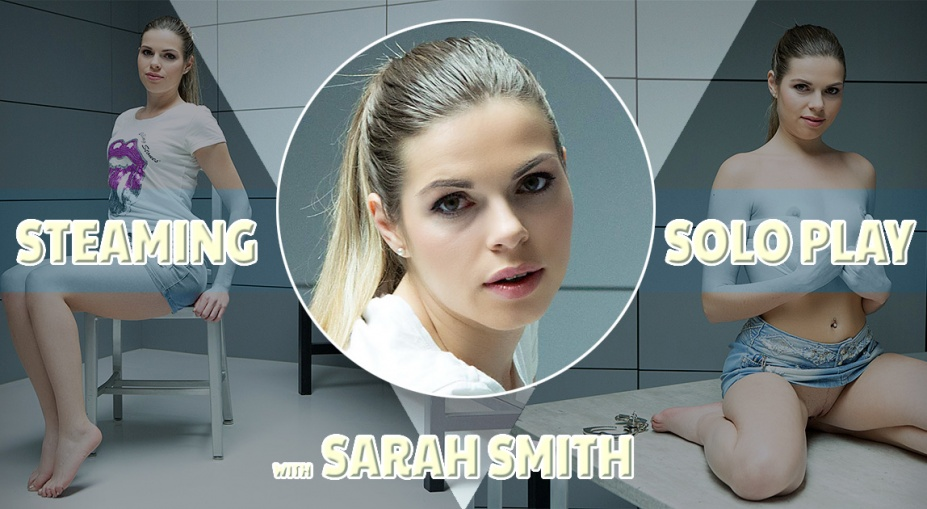 Naughty Girl Does Steaming Solo Play Sarah Smith