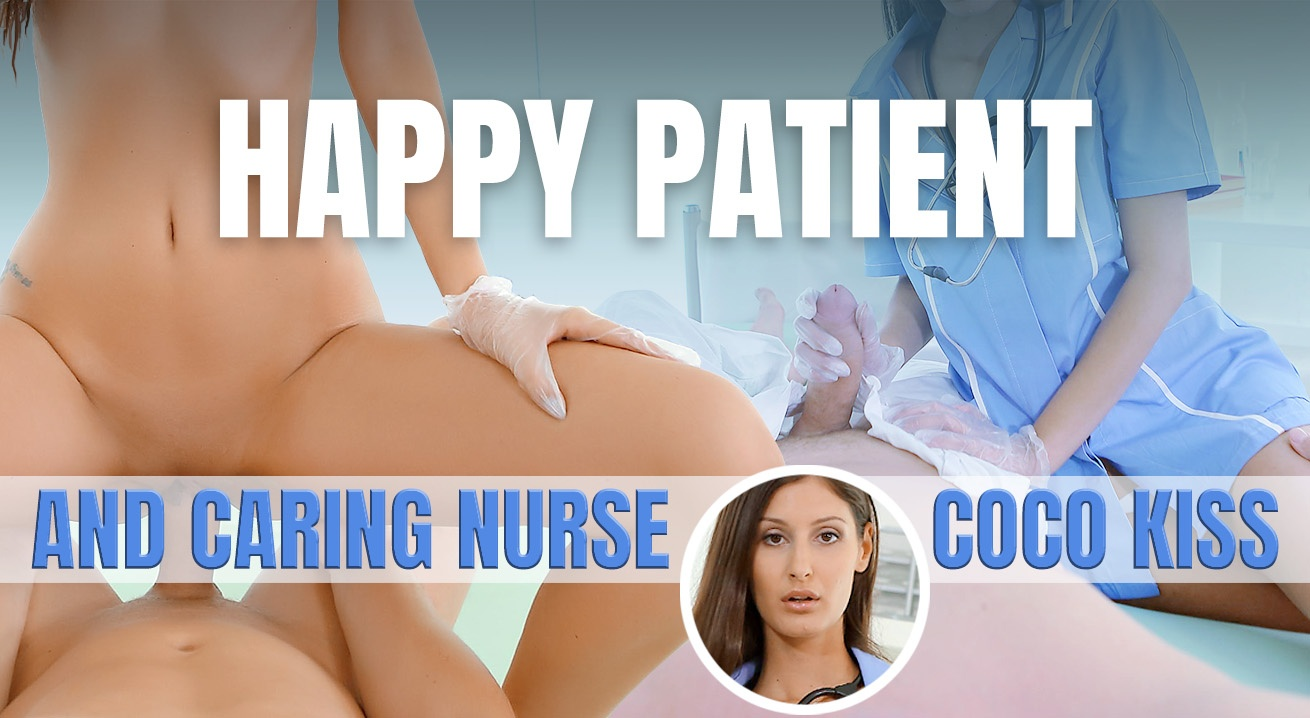 Sex Treatment From a Hot and Dominating Nurse Coco Kiss