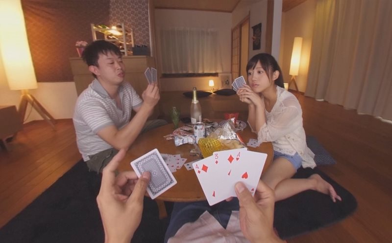 Ai Hoshina – Real Life Friends End Up Having Devil's Threesome Part 1 Ai Hoshina
