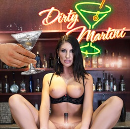 Dirty Martini August Ames
