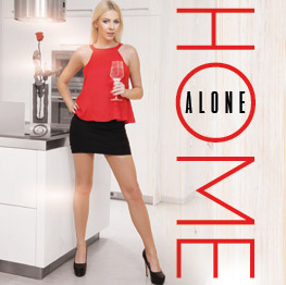 Home Alone Karol Lilien