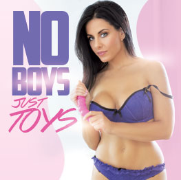 No Boys Just Toys Alex Black