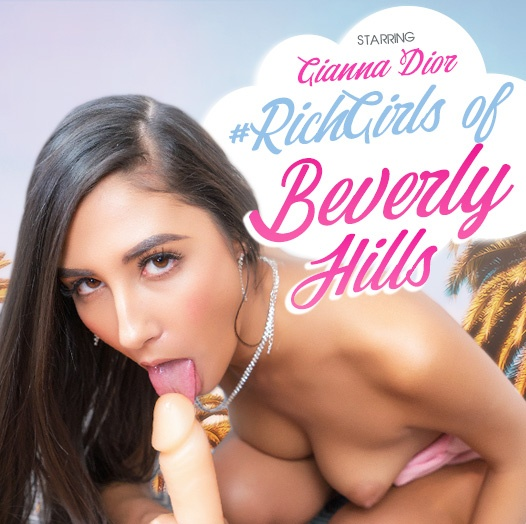 #RichGirls of Beverly Hills Gianna Dior