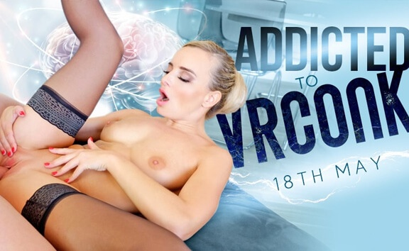 Addicted to VRConk Amy Pink