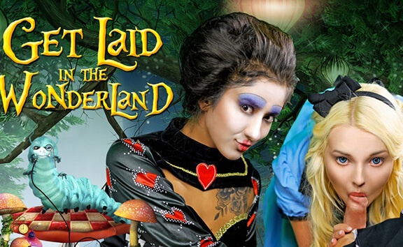Get Laid In The Wonderland Darce Lee, Lovita Fate