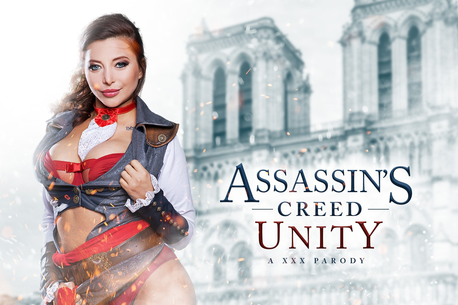 Assassins Creed: Unity A XXX Parody Anna Polina