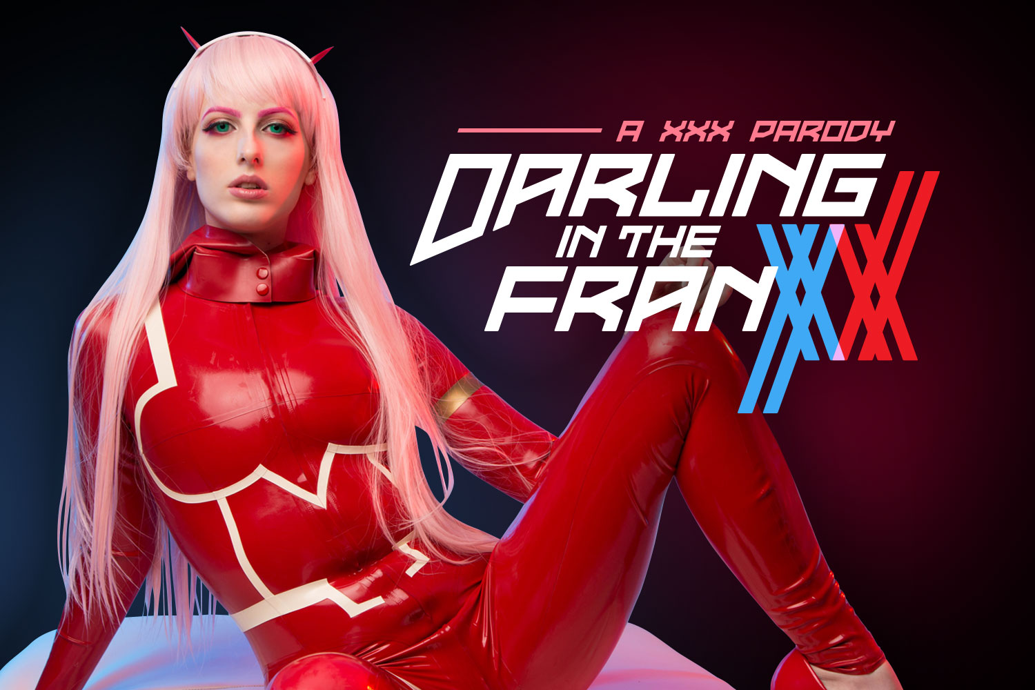 Darling in The Franxx A XXX Parody Alex Harper