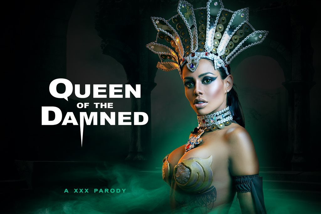 Queen of the Damned A XXX Parody Canela Skin