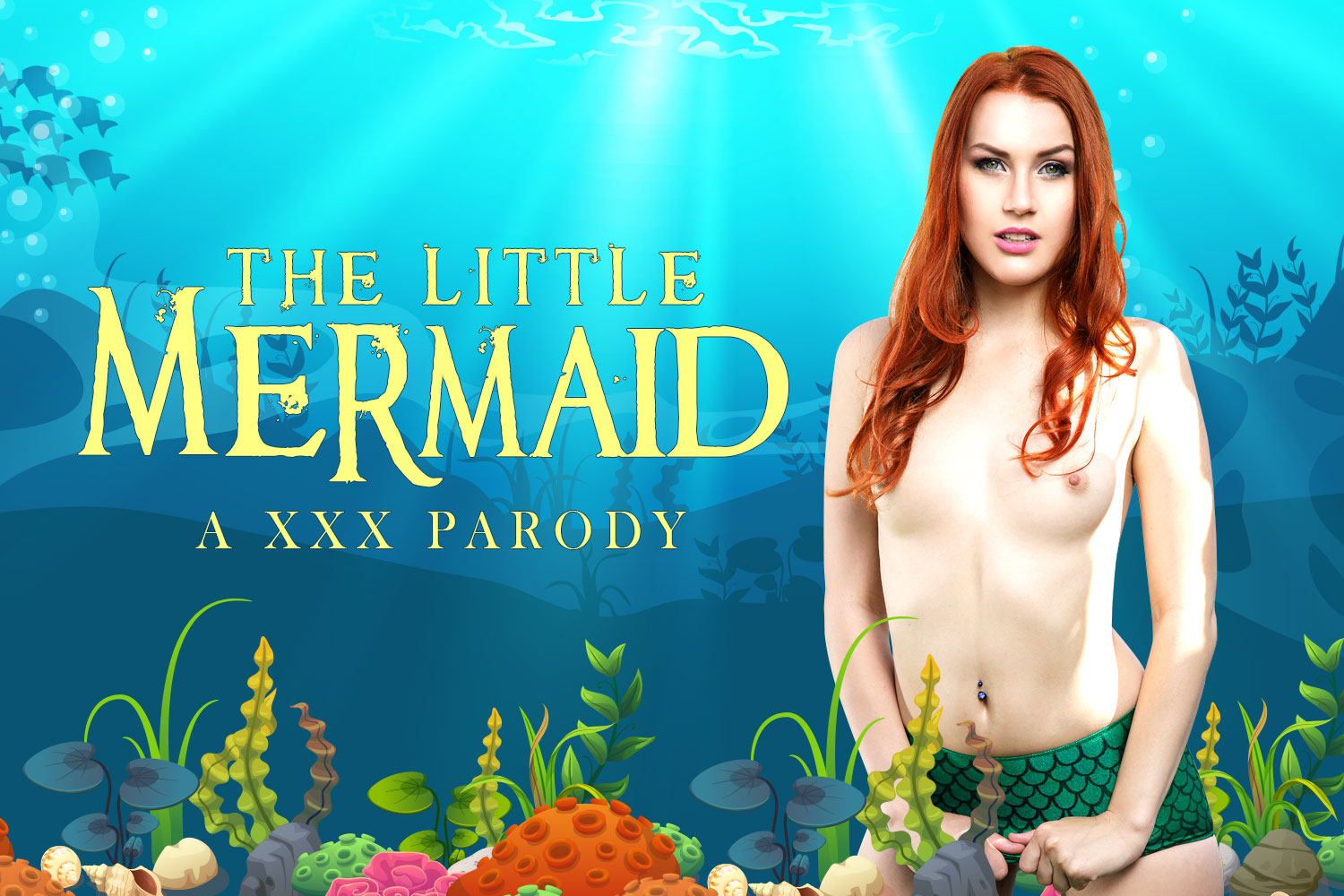 The Little Mermaid A XXX Parody Charlie Red