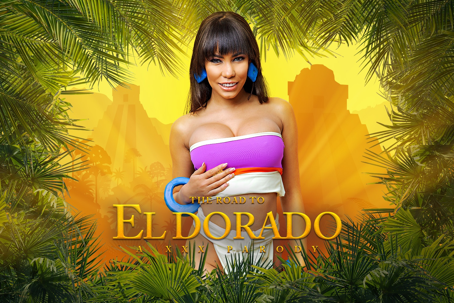 The Road to El Dorado A XXX Parody Gia Milana