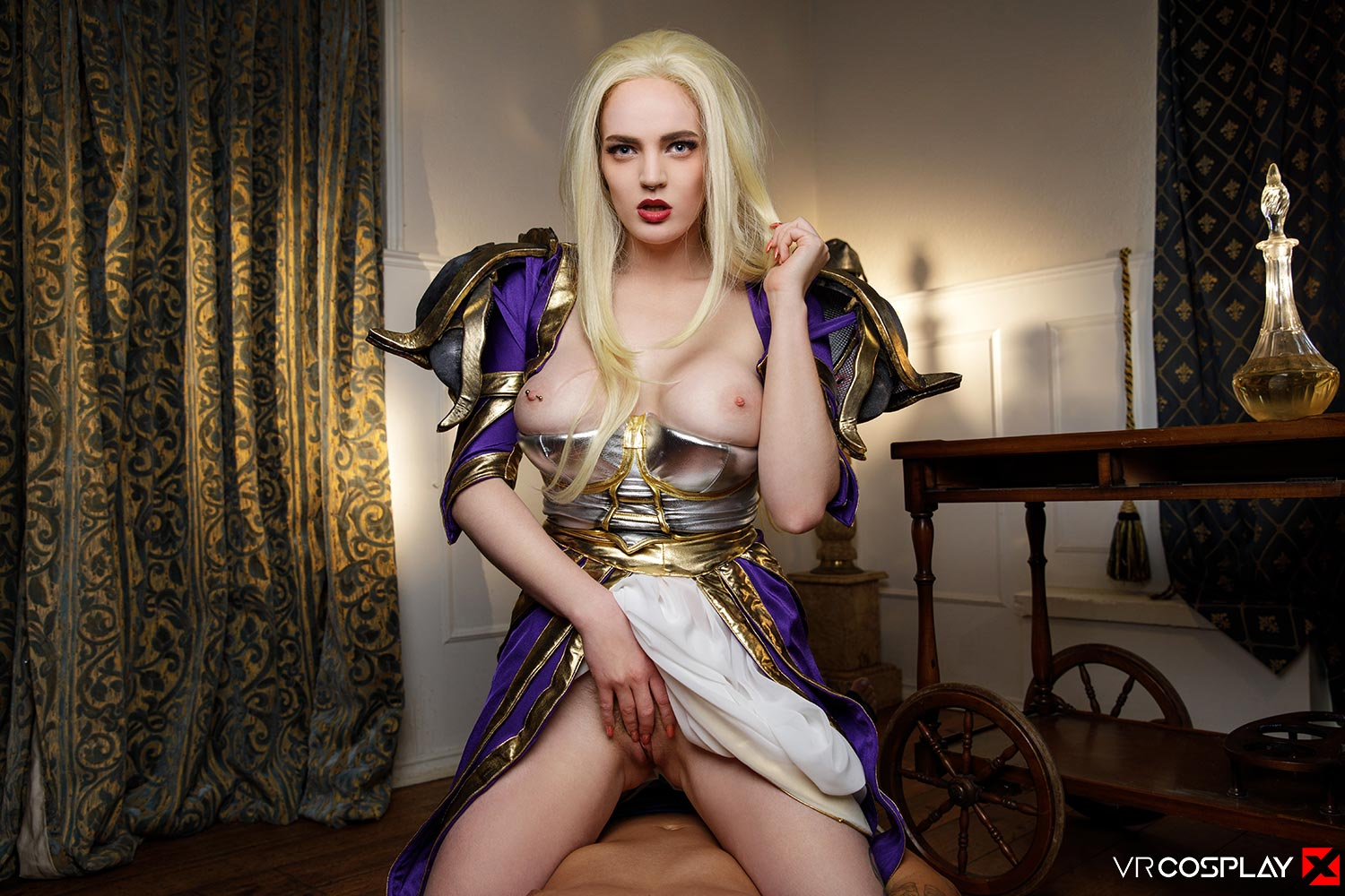 WOW: Jaina Proudmoore A XXX Parody Carly Rae Summers